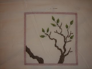A Embroidery Beginner